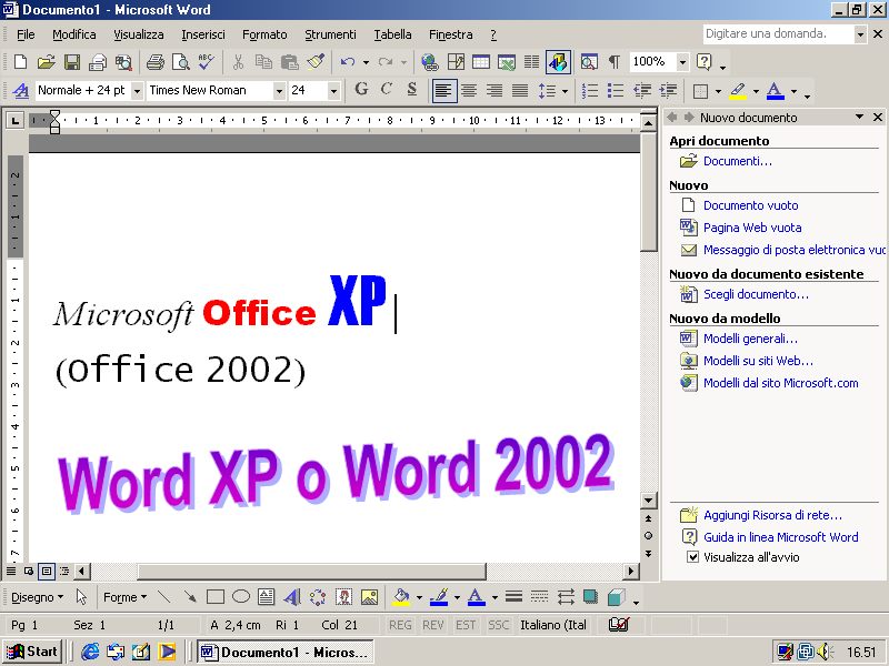 microsoft office word xp 2002 free download